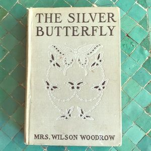 "1908 book ""The Silver Butterfly"""